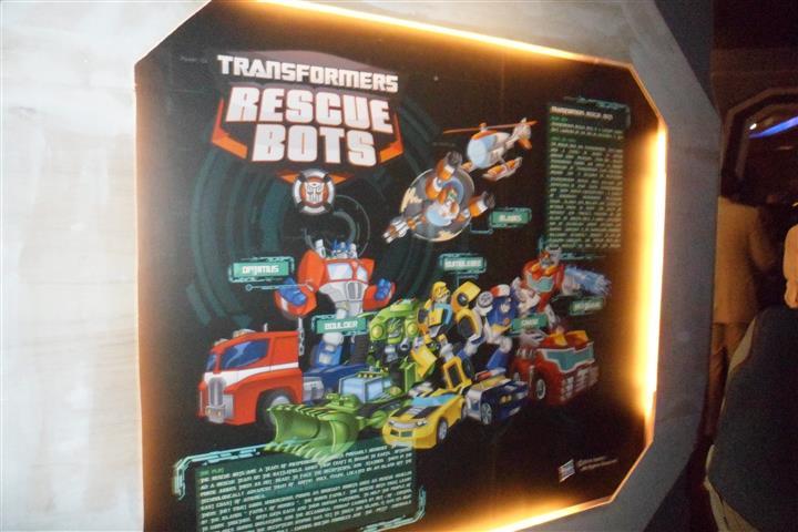 gambar transformers rescuebots