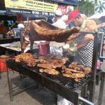 grill lamb