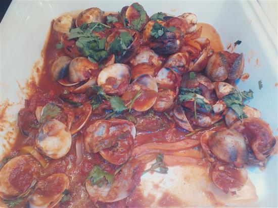Hammagulli with Tomato Sauce