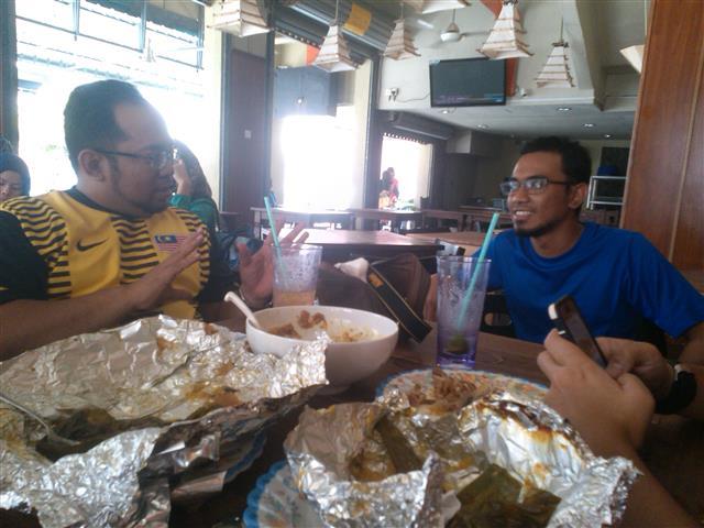 top food blogger melayu