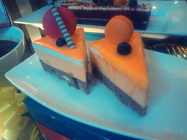 Dessert yang lazat
