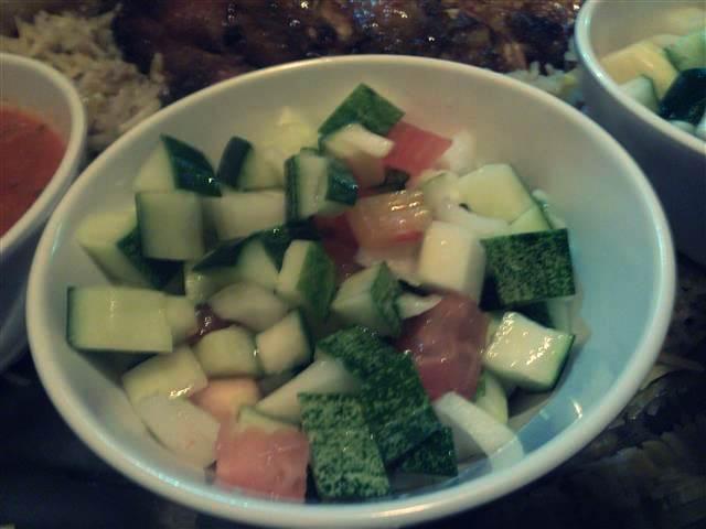 sayur nasi arab