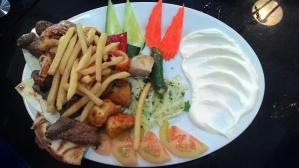 restoran the mozer's mixed grill