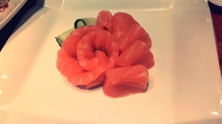 gambar ikan salmon