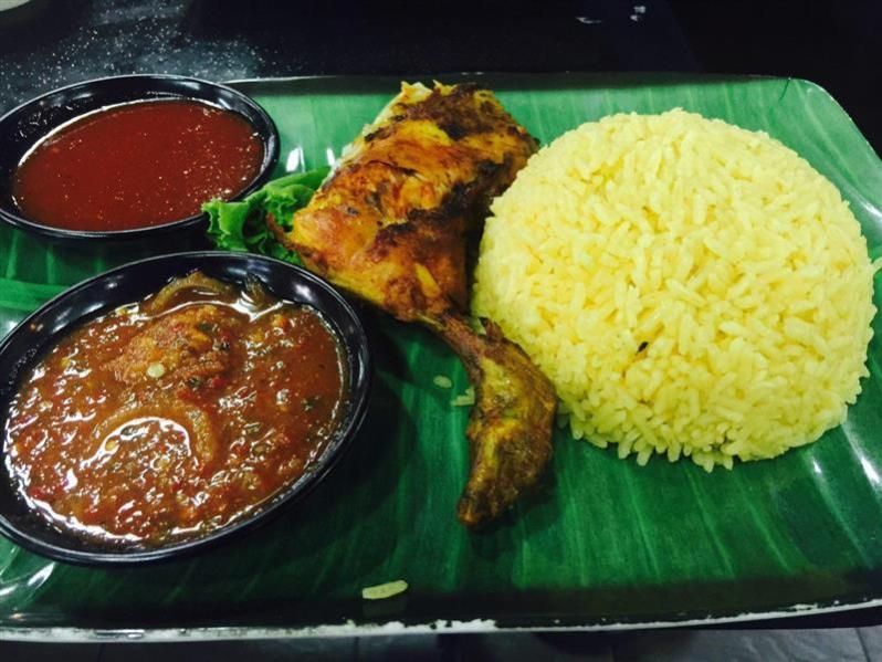 Nasi Ayam Golek