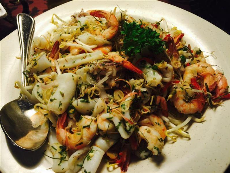 buffet-ramadhan-dewan-perdana-felda-dsaji-kerabu-seafood