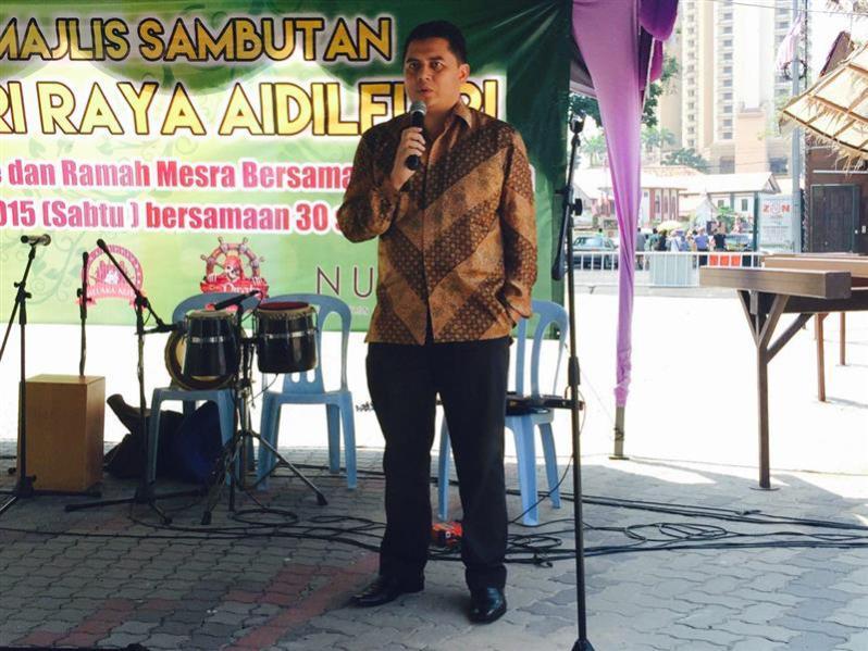 Mohd Nizar B Mohd Najib, Penasihat kepada Nuevo Attraction & Destination