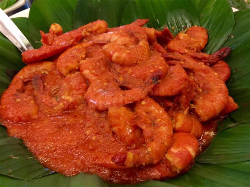 restoran-bumbu-desa-klcc-udang-goreng-pedas