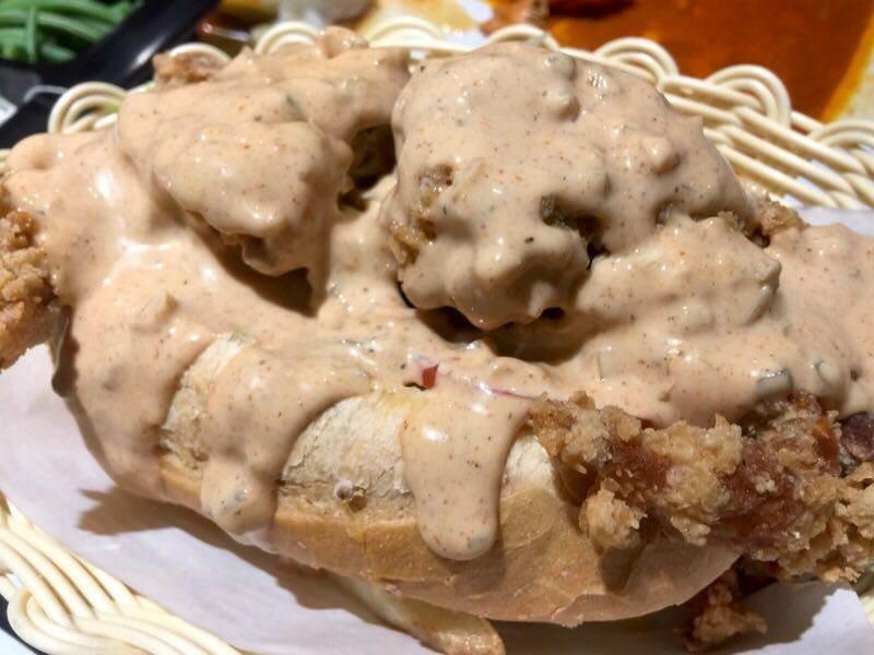 Fried Oyster Sandwich – RM24.00