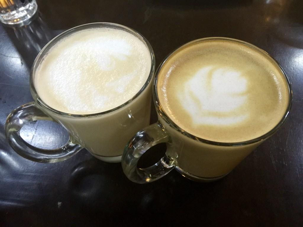Coffee C and Tea C