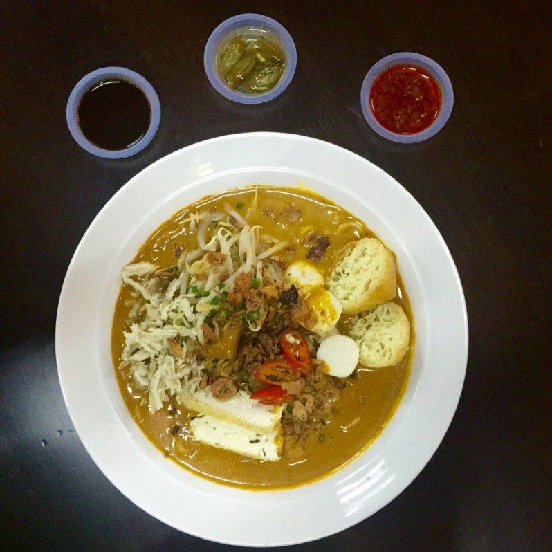 Mee Kari Ayam - RM7.00