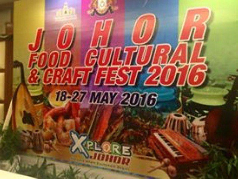 festival makanan johor di Citrawarna 2016