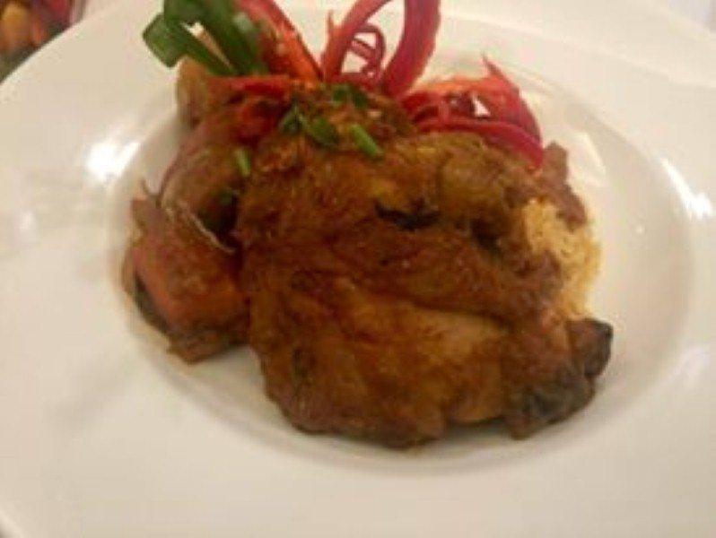 Kuzi Ayam