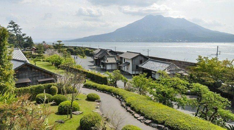 pemandangan di Sanganen Kagoshima, salah satu tempat yang bakal kami lawati nanti (pic: google)