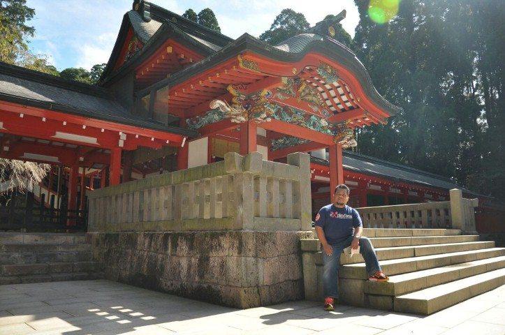 kuil-kirishima-shrine