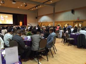Full house at our Recognition Gala!