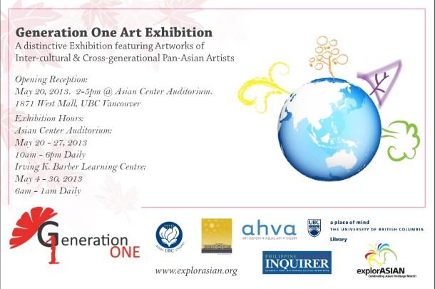 Generation One Postcard by Angela Leung