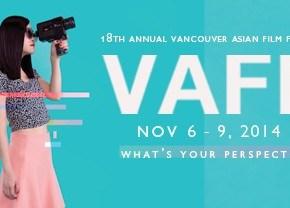 Vancouver Asian Film Festival (VAFF) 2014