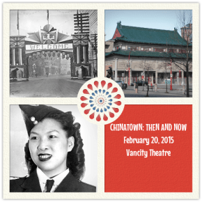Screening of the Documentary Chinatown: Then and Now on February 20, 2015