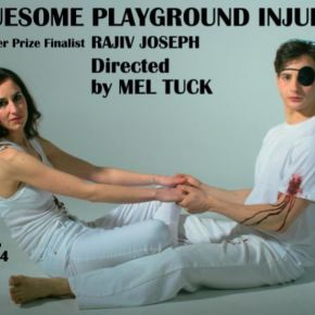 Rajiv Joseph's 'Gruesome Playground Injuries' hits the Canadian stage at the Vancouver Fringe Festival