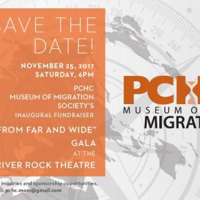 """PCHC """"FROM FAR AND WIDE"""" GALA"""