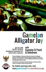 Apr 26 Alligator Joy Tabloid Poster Version 1