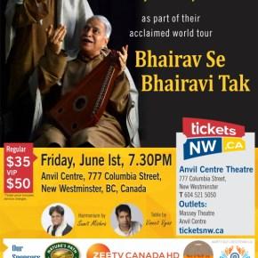 Pandit Rajan & Sajan Mishra in Concert