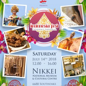 The Indonesia Fest: Experience Indonesia