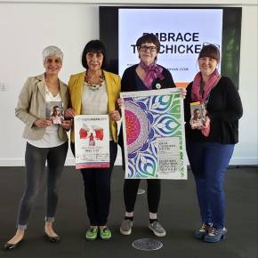 Embrace the Chicken  (Book Launch)