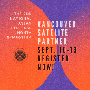 2nd Annual National Asian Heritage Month Symposium: September 10 – 13