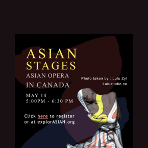 Asian Stages: May 14