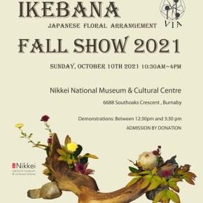 Vancouver Ikebana Association Fall Show