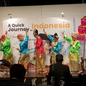 'A Quick Journey to Indonesia'