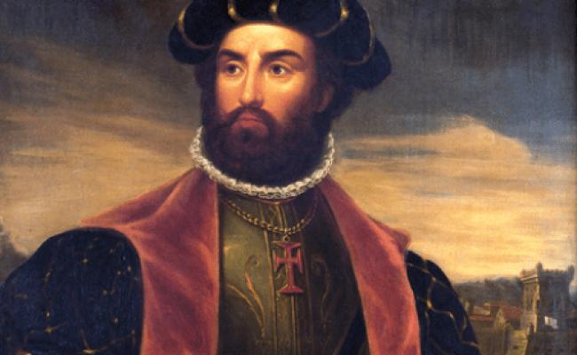 Vasco Da Gama Ages Of Exploration