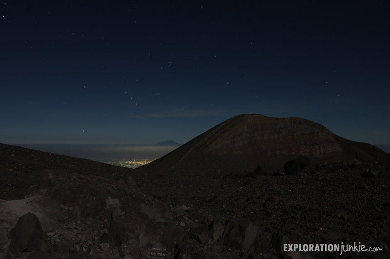 Merapi volcano 1