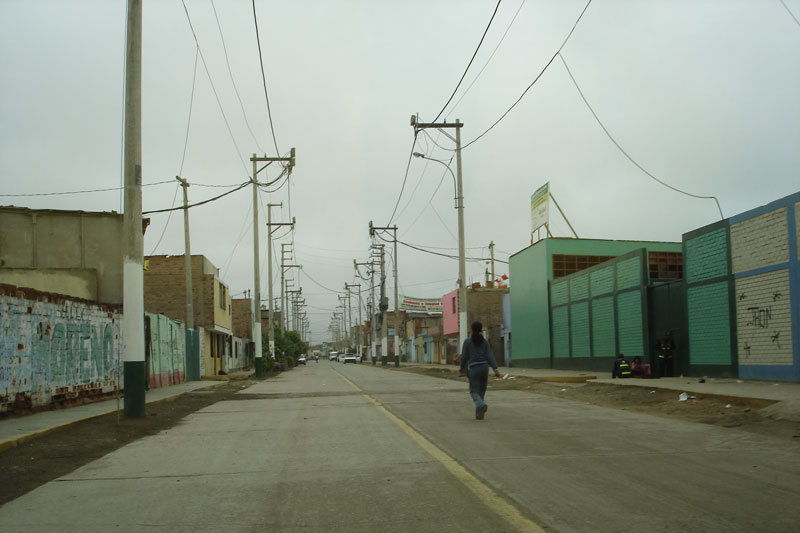 Barracones Lima Peru