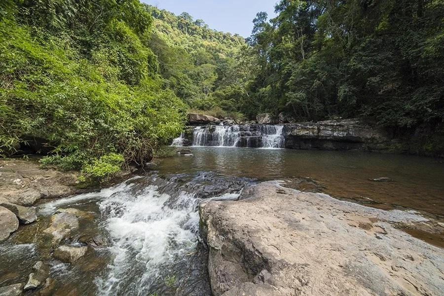 Hin Namno Waterfalls