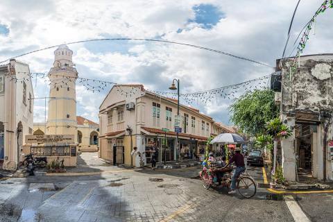 Penang, Malaysia: Discovering the Cultural Heritage of Georgetown Old Town