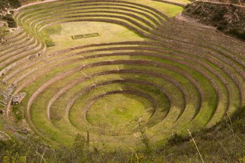 Moray: The Inca Agricultural Lab, Peru