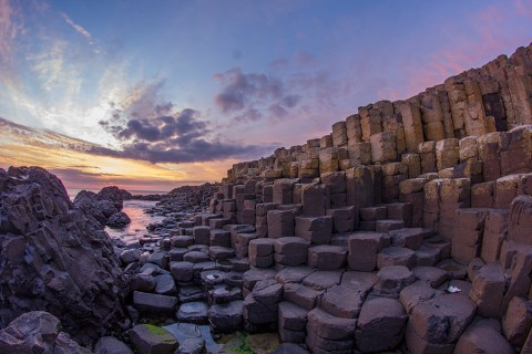 The Giant's Causeway, Northern Ireland's Surprising Geological Wonder