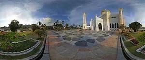 Bandar Seri Begawan, Omar Ali Saifuddin Mosque