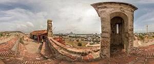 Cartagena, San Felipe de Barajas Fortress