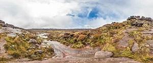 Mount Roraima Summit, Hike to Lake Gladys