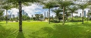 Kuala Lumpur, KLCC Park