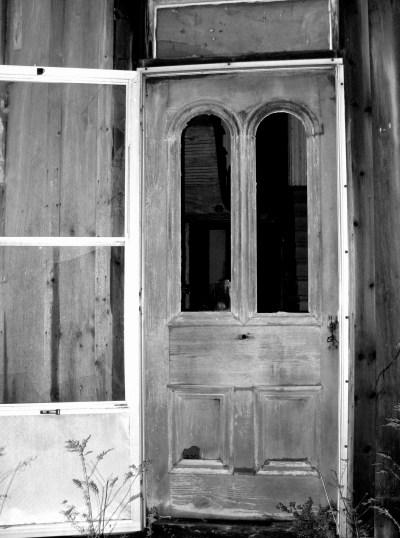 Door Abandoned House