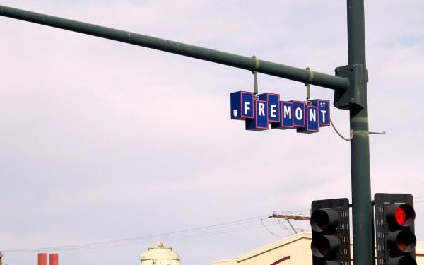 Fremont Street Sign