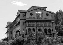 Jerome Grand Hotel - Arizona Exploration Project