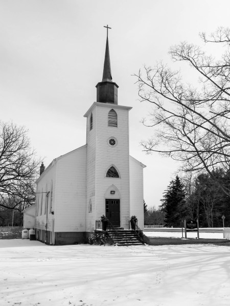 St. Peter's Anglican Church Tyrconnell
