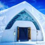 Hotel de Glace – Quebec City