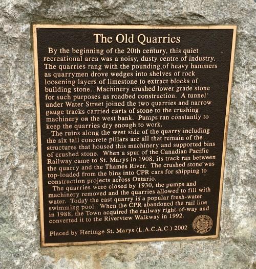 St. Marys Quarries